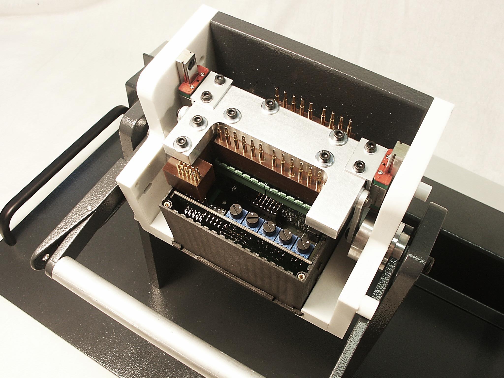 Custom PCB fixtures